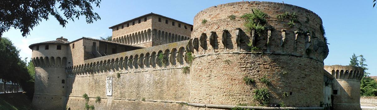 Immagine della Rocca di Ravaldino a  Forl'