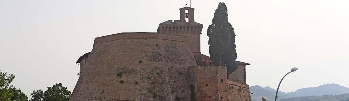 Immagine della Rocca Caminate a Predappio