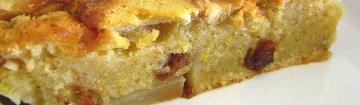 Immagine del Bustrengo dolce tipico di Borghi (foto Fuoriporta.org)