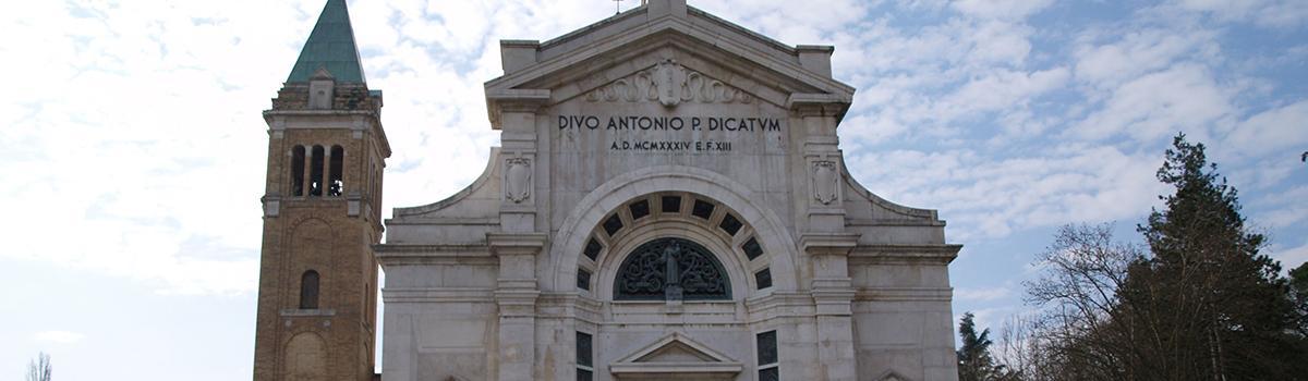 Immagine della Chiesa di S.Antonio a Predappio