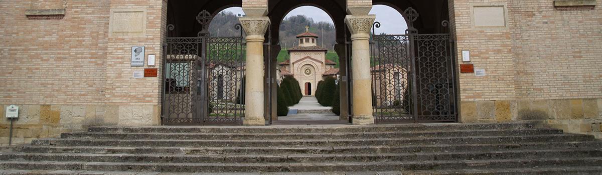 Immagine del Cimitero Monumentale di Predappio