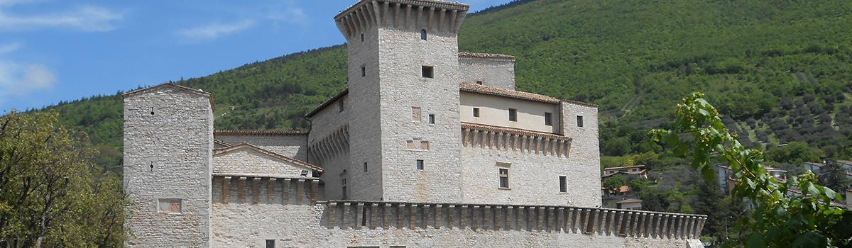 Immagine di Rocca Flea a Gualdo Tadino