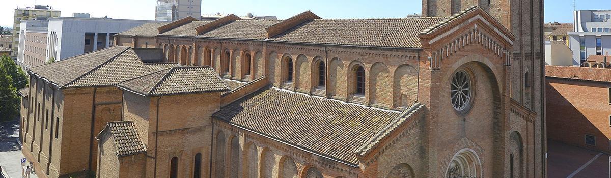 Immagine della Basilica di San Mercuriale