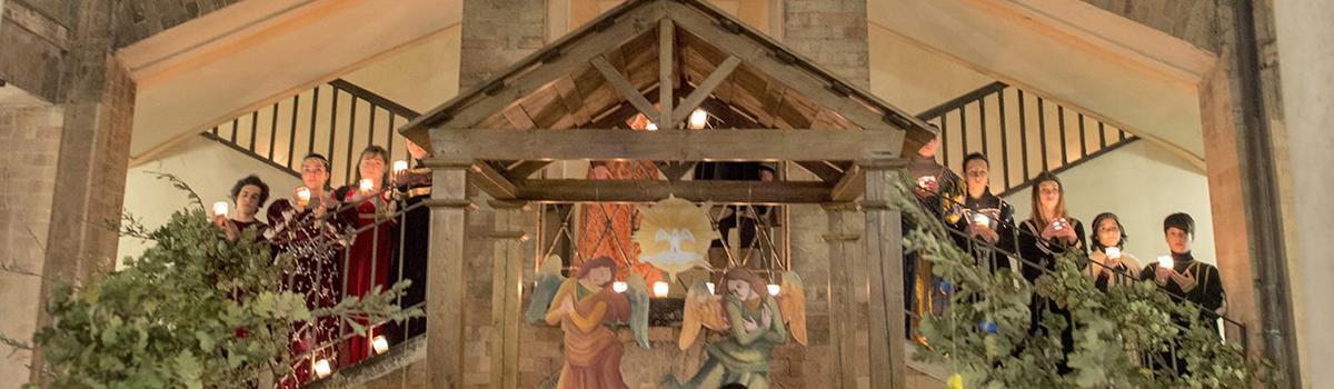 Immagine della Festa del Duca invernale ad Urbino