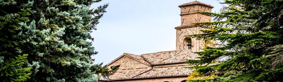 Immagine del Convento di San Francesco a Frontino