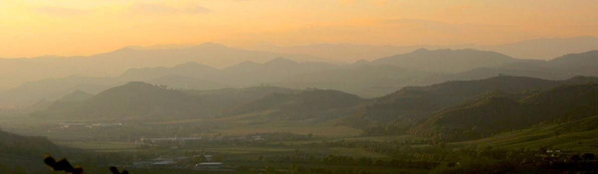 Immagine del panorama di Ca' Mocetto