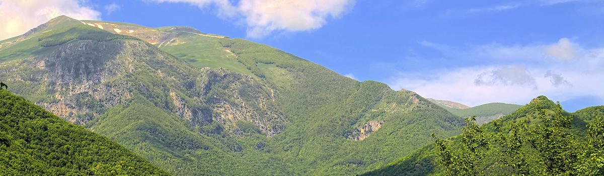 Immagine del Monte Catria
