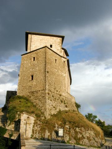 Immagine del Castello di Frontone