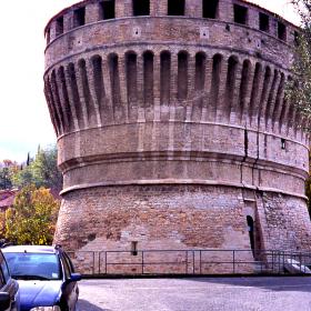 Immagine del Castello di Cagli