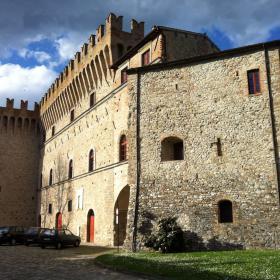 Immagine del Castello di Piandimeleto