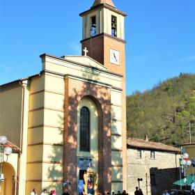 Immagine della Chiesa di S.Maria Nuova a Borgo Pace