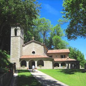 Immagine del Santuario eremo di Montecopiolo