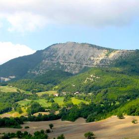 Immagine del Monte Carpegna