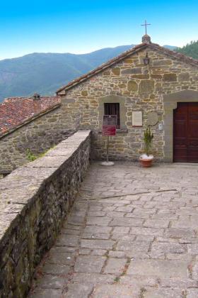 Immagine dell'Eremo di San Francesco a Montecasale a Sansepolcro